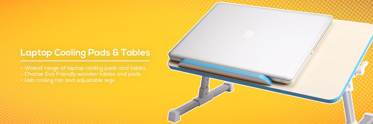 Laptop Cooling Pads/ Tables