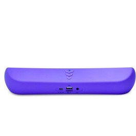 DGB Mybo B13 Portable Bluetooth Speakers (Purple)
